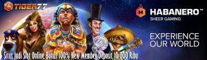 Situs Judi Slot Online Habanero Deposit Pulsa 10.000 Ribu